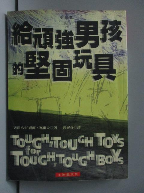 【書寶二手書T1/翻譯小說_LIZ】給頑強男孩的堅固玩具_威爾賽爾夫