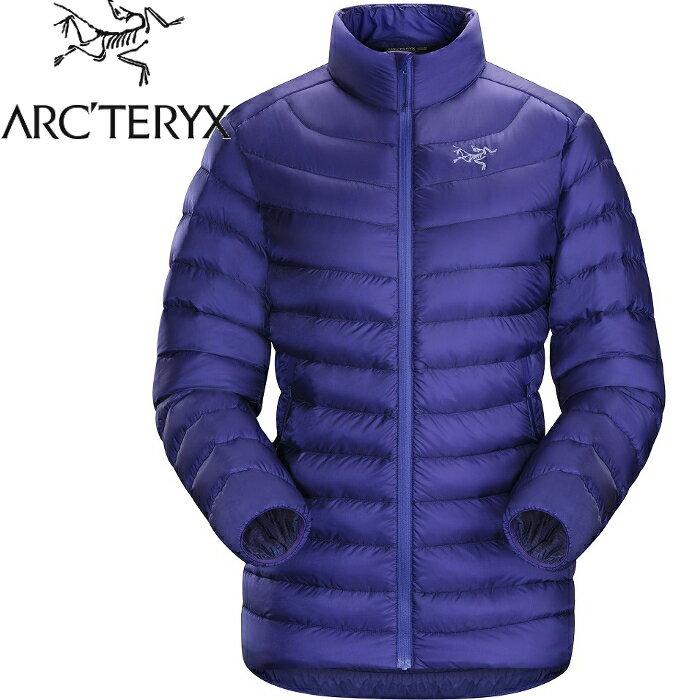 特價 Arcteryx 始祖鳥 輕量無帽羽絨衣/850FP羽絨外套/保暖外套 Cerium LT 女 18036 大麗花紫