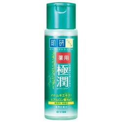 ROHTO 肌研 極潤 健康化妝水 170ml 清爽型