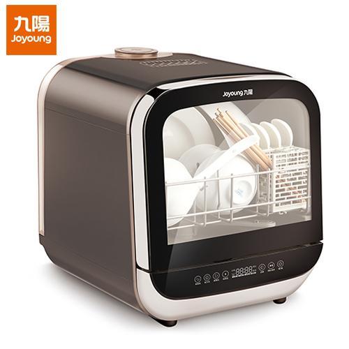 九陽免安裝全自動洗碗機X05M950B【愛買】 - 限時優惠好康折扣