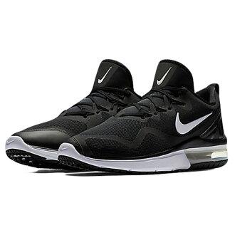 【NIKE】NIKE AIR MAX FURY運動鞋 慢跑鞋 黑色 (男)AA5739001【樂天會員限定 | 03/01-03/31單筆滿1000元結帳輸入序號『Spring100』現折100元 |..