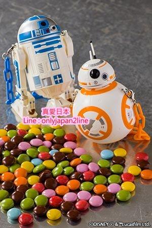 【真愛日本】16091200021樂園限定造型糖果罐-R2D2 迪士尼 星際大戰 Star Wars 日本帶回 預購