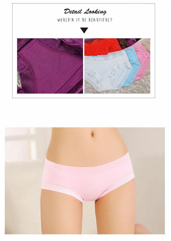 性感內褲 好穿柔軟三角褲低腰性感內褲~流行E線B6037 2