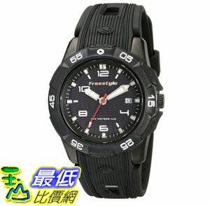 [106美國直購] 手錶 Freestyle Men's FS80936 The Kampus Classic Round Field Case Analog Watch