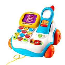 ★Vtech系列滿$1999再送收納箱★ 美國【Vtech】智慧學習電話機