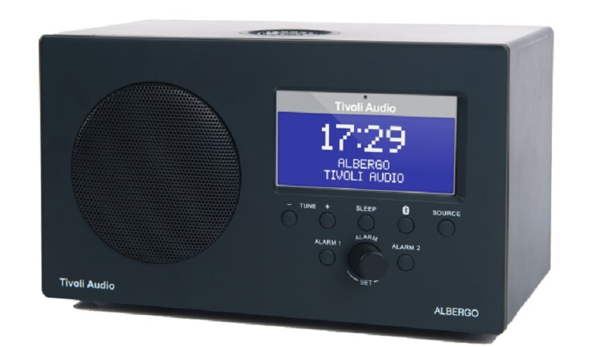 <br/><br/>  【英大公司貨】Tivoli Audio Albergo 藍芽 藍牙 桌上型 AM/FM 收音機 喇叭<br/><br/>
