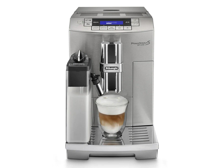 Delonghi 迪朗奇- 義大利全自動咖啡機 臻品型 ECAM 28.465.M【良鎂咖啡精品館】 - 限時優惠好康折扣