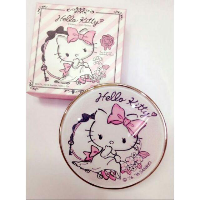 正韓-ATEX x Hello Kitty Eternal Love 粉潤無瑕氣墊粉餅 15g