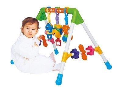 『121婦嬰用品館』樂雅 - 四腳健力架 3
