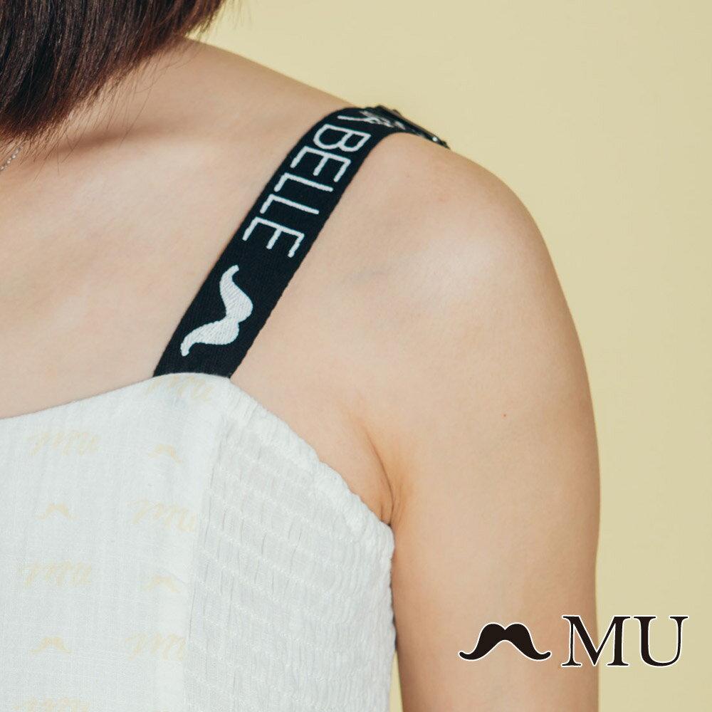 【MU】超美織帶連身寬褲洋裝 8327163 5