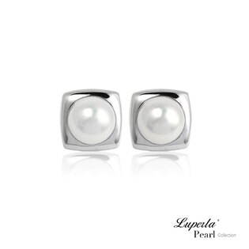 大東山珠寶 luperla:大東山珠寶閃爍臻愛純銀珍珠耳環