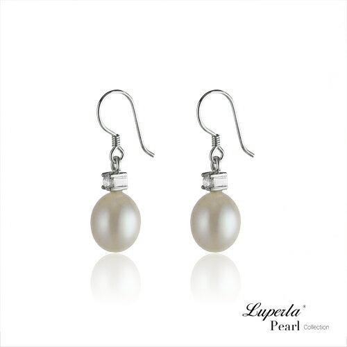 大東山珠寶 經典璀璨天然珍珠耳環 2