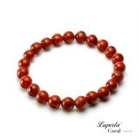 母親節禮物推薦飾品:項鍊、耳環、戒指、手環及手鍊到大東山珠寶 高雅玫瑰紅珊瑚手鍊