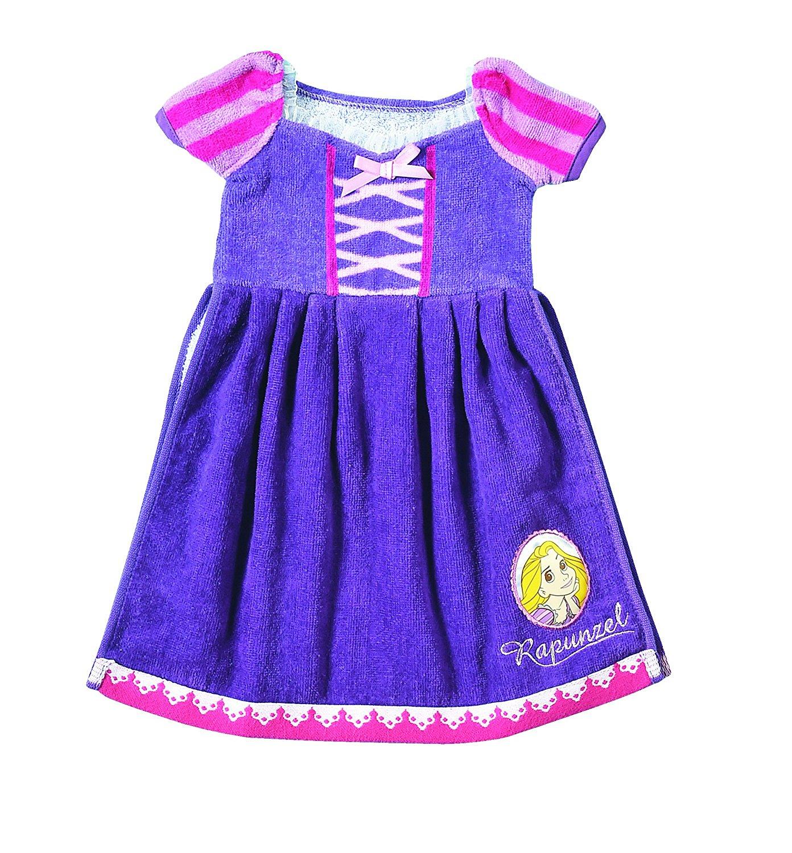 X射線【C581683】長髮公主造型擦手巾,浴巾/毛巾/盥洗小物/抹布/迪士尼/樂佩