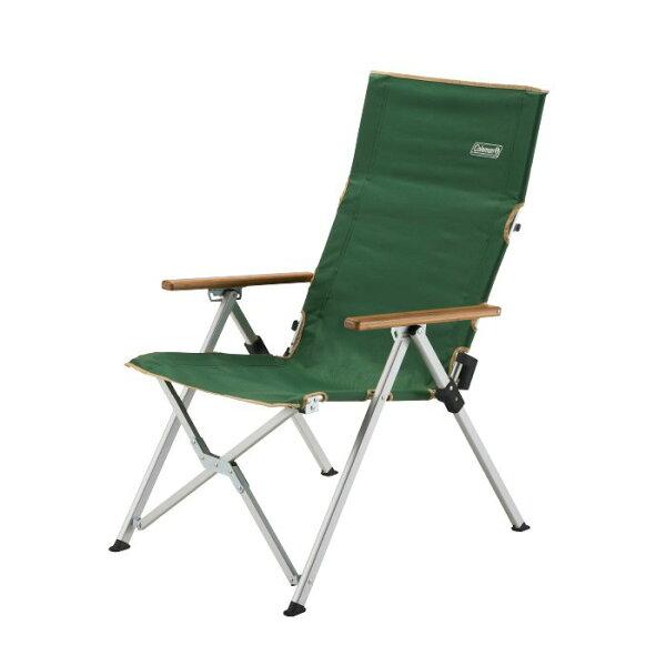 【速捷戶外】美國ColemanCM-26745LAY躺椅(綠),休閒椅,露營椅,摺疊椅