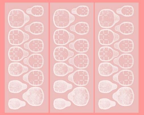 美甲果凍膠可拆卸可穿戴美甲片指甲贴片專用(1張12個 1組10張120個)★此為特殊商品,配貨配色需約20個工作天不含假日寄出,能接受在下單M2175