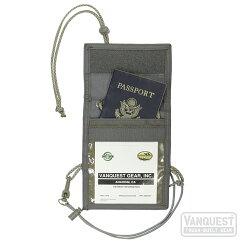 VANQUEST多功能護照卡套 RFID 隱私保全系列