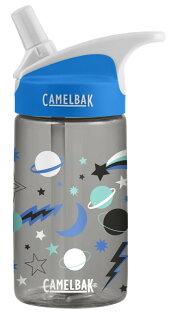 【【蘋果戶外】】美國Camelbak兒童彈跳式吸管水瓶星球探險400ml0.4L0.4公升登山水壺單車水壺