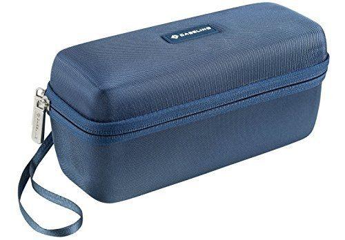 【美國代購】Caseling Hard Case Bose Soundlink Mini I/II 無線藍芽喇叭專用 (手提式收納盒)-深藍色