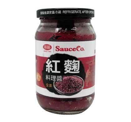 味榮 展康 紅麴料理醬400g  145~ 129 全素 料理自然上色 不含防腐劑