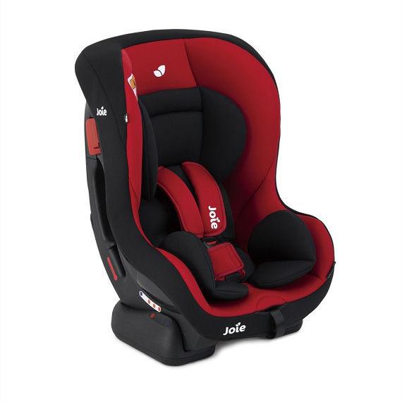 【奇哥Joie】tilt 0-4歲雙向汽車安全座椅-紅黑