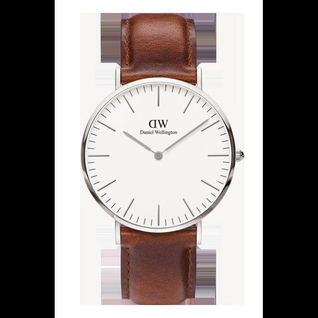 【Daniel Wellington】DW手錶CLASSIC ST MAWES 40MM(免費贈送另一組表帶) 1