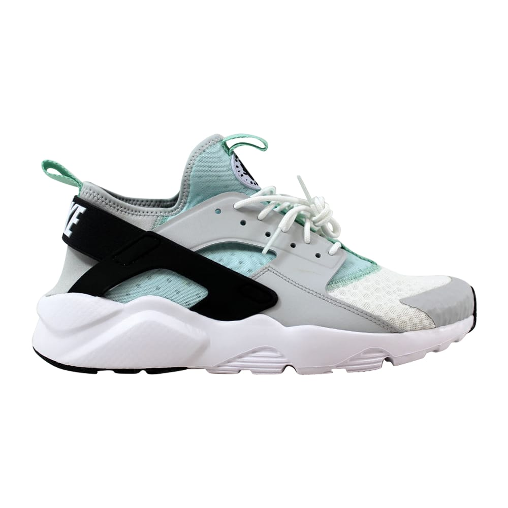 online store a54cd 1aff8 Nike Air Huarache Run Ultra Pure Platinum Black-Igloo 819685-006 Men s Size