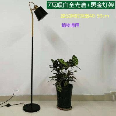 植物生長燈 全光譜led室內綠植物生長多肉肉補光燈上色家用陽光合作用仿太陽『SS2102』