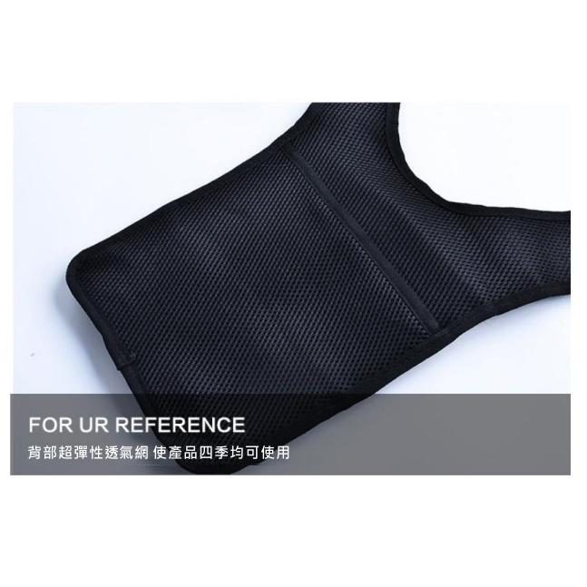 ORG《SG0040》第三代 隱藏式 腋下雙肩包 防盜包 腰包 特工包 隱形背包 背包 運動 側背包 大容量 收納包 7