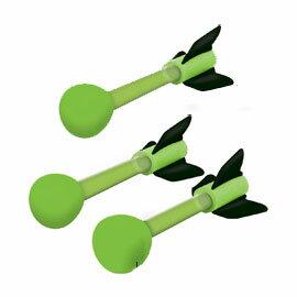 夜行者空氣火箭補充組(3入無外盒)★夜間可以發光