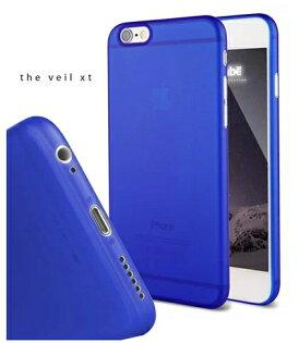 CaudabeTheVeilXT0.35mm超薄滿版極簡手機殼背蓋foriPhone66sPlus(5.5吋)