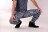 全尺碼 24-46腰 夏季輕薄 透氣舒適 涼爽 迷彩 鬆緊帶褲頭 多袋工作褲 休閒長褲 7021【CS衣舖 】 4
