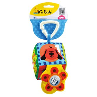 *babygo*奇智奇思 K's Kids - 寶寶的第一個遊戲方塊SB004-44