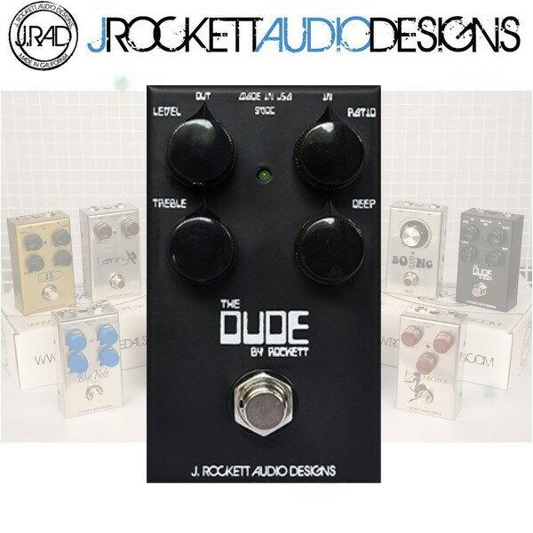 ~非凡樂器~J.RAD THE DUDE 失真  增益效果器  美國製 品牌  J.Roc