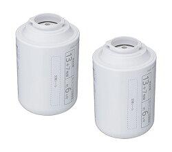 Panasonic【日本代購】松下 淨水器更換濾心2個TK-CJ23C1