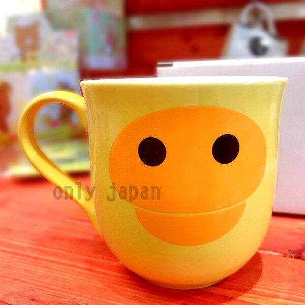 【真愛日本】14082100015小雞馬克杯-趣味部位嘴san-x小雞嘴巴趣味部位馬克杯水杯杯子食器