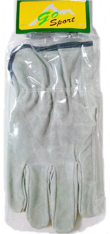 GO SPORT 45807 台灣GO SPORT荷蘭鍋皮手套 隔熱手套 防燙手套 露營 一雙