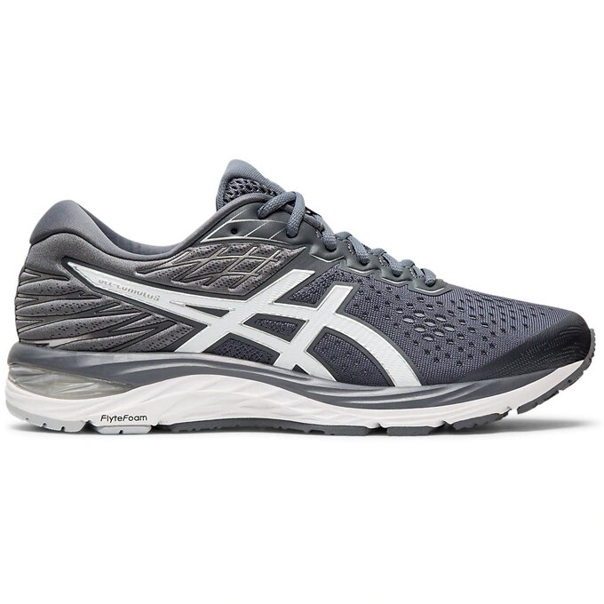 ASICS GEL-CUMULUS 21(4E)男鞋 慢跑 超寬楦 輕量 緩衝 避震 灰白 【運動世界】 1011A553-021