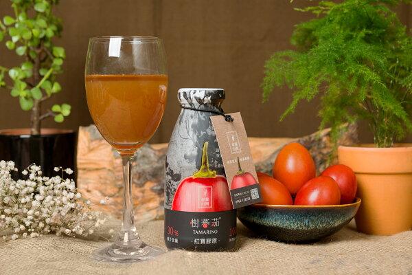 春霖山園樹蕃茄:紅寶石樹蕃茄膠原飲