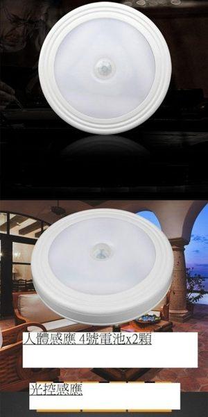 LED白光 人體感應燈 餵奶燈衛生間廁所通道 庭院燈 拍拍燈 聲控燈 櫥櫃燈 床頭燈