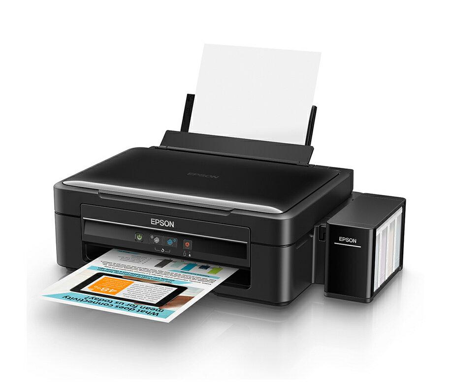 【免運再贈CASIO計算機】EPSON L360 高速Wifi四合一連續供墨印表機*L120/L220/L310/L380/L365/L385/L455/L485