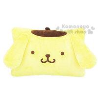 布丁狗周邊商品推薦到〔小禮堂〕布丁狗 造型抱枕《黃.方形.大臉》