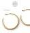 日本CREAM DOT  /  ピアス フープピアス ヴィンテージ セット 上品 エレガント カジュアル ワンポイント 華やか ブライダル アクセサリー プレゼント 女性 outlet  /  qc0339  /  日本必買 日本樂天直送(600) 4