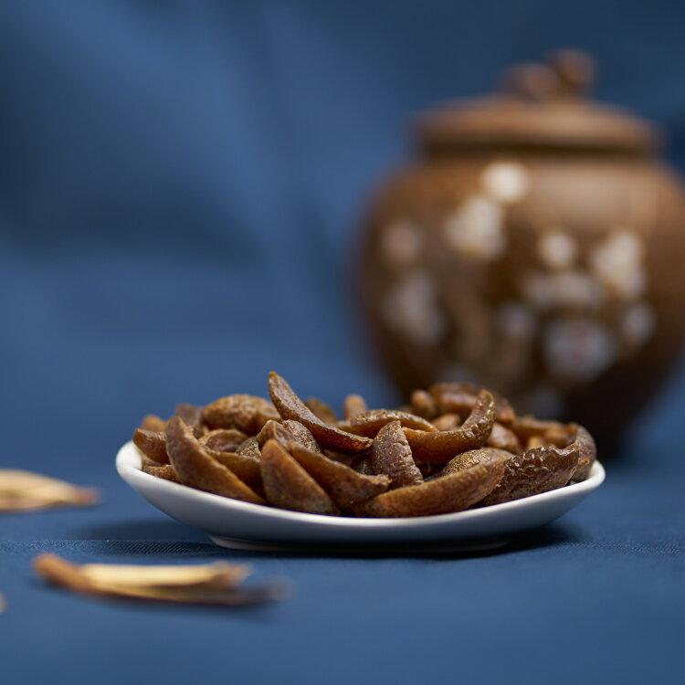 橄欖簽蜜餞 /小罐 -一片接著一片,鹹中帶甜又回甘!【橄欖先生】-現貨供應