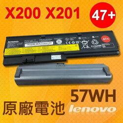 聯想 LENOVO X200 X201 原廠電池 ThinkPad X200 7454 7455 7458 7465 X201-3323 X201i X201S