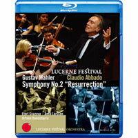 馬勒二號「復活」~阿巴多在琉森音樂節 Gustav Mahler: Symphony No.2 (藍光Blu-ray) 【EuroArts】 - 限時優惠好康折扣
