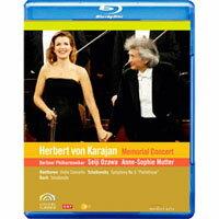 ~永遠的指揮帝王~卡拉揚100歲冥誕紀念音樂會 Karajan Memorial Concert (藍光Blu-ray) 【EuroArts】 - 限時優惠好康折扣