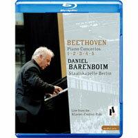 貝多芬鋼琴協奏曲全集 Beethoven Piano Concertos No.1-5 (藍光Blu-ray) 【EuroArts】 - 限時優惠好康折扣