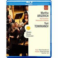 2009年諾貝爾獎音樂會~阿格麗希與泰米卡諾夫的音樂禮讚 Nobel Prize Concert 2009 (藍光Blu-ray) 【EuroArts】