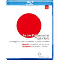 為日本祈福 佐渡裕指揮柏林愛樂 Berliner Philharmoniker & Yutaka Sado - Charity Concert for Japan (藍光Blu-ray) 【EuroArts】 0